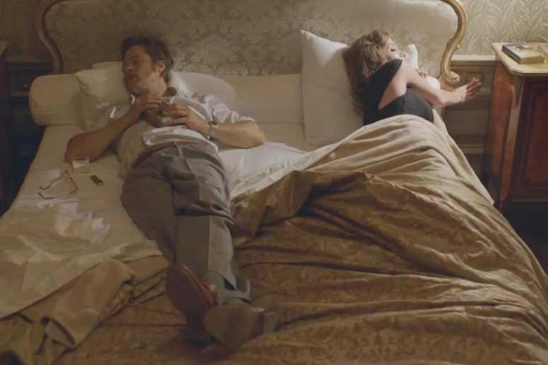 Голый Брэд Пит вместо мужа: стоит ли опасаться фантазий в постели с любимым