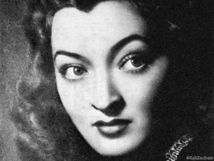 Куда исчезла талантливая актриса и как сложилась судьба Лидия Вертинская