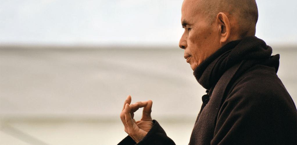 Цитаты Тита Хана, помогут вам вернуться к себе, принять и осознать себя.