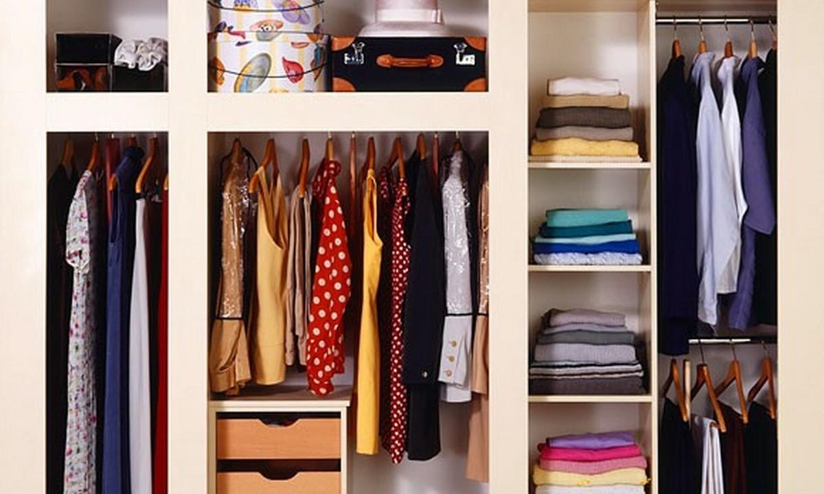 Лайфхак для каждой женщины! Идеи, как правильно организовать место в шкафу
