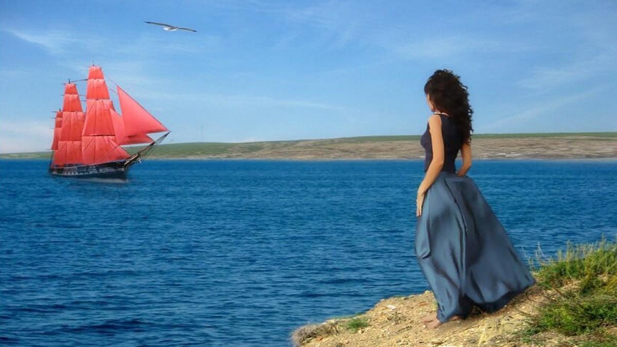 Любовь на расстоянии... Когда «принц» очень далеко