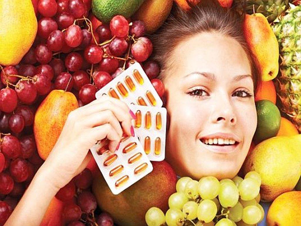 Недостаток витаминов в организме можно определить без анализов