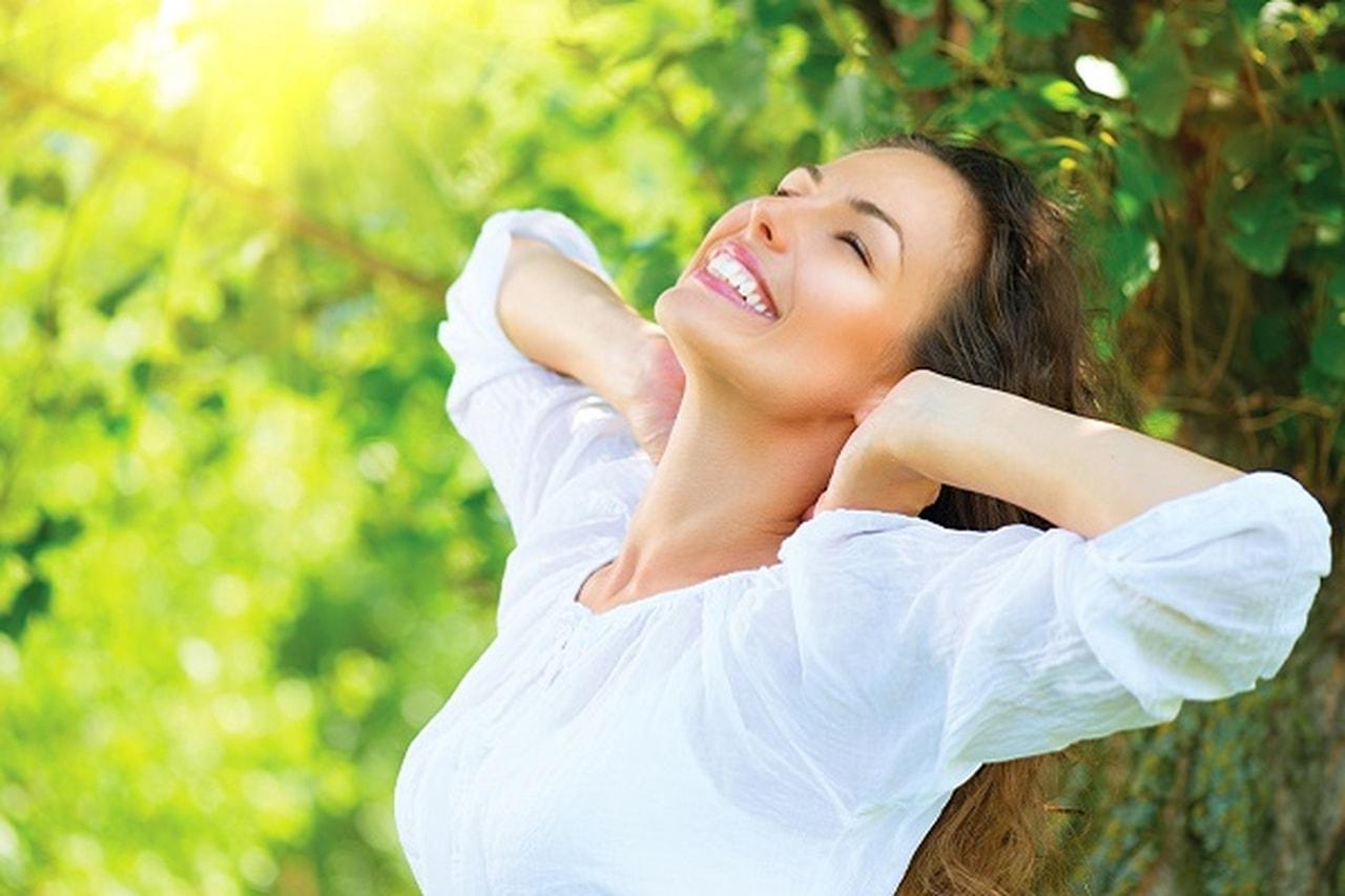 счастливые женщины