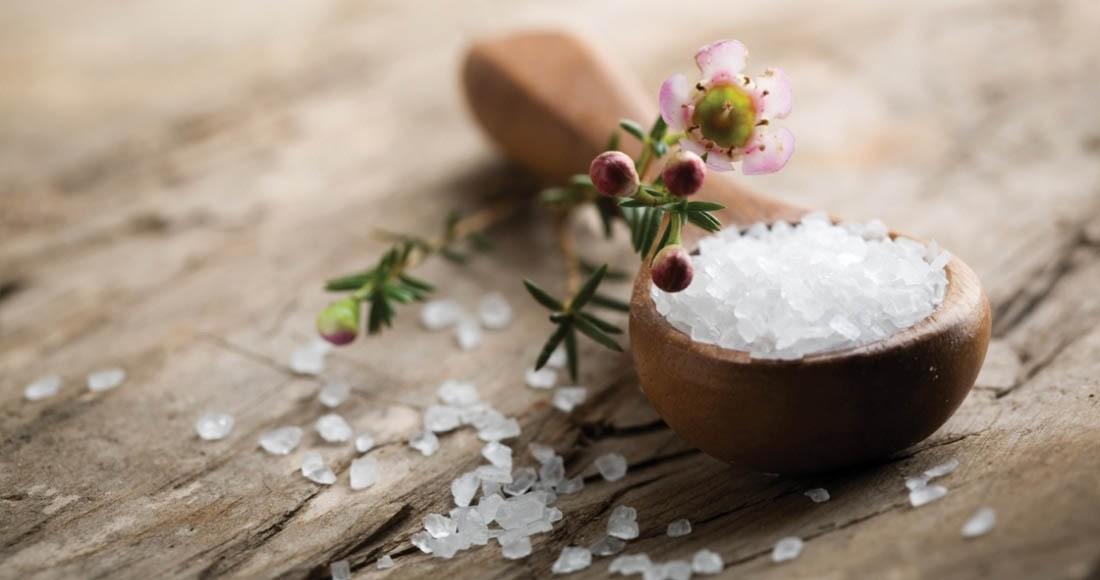 соль для  лица