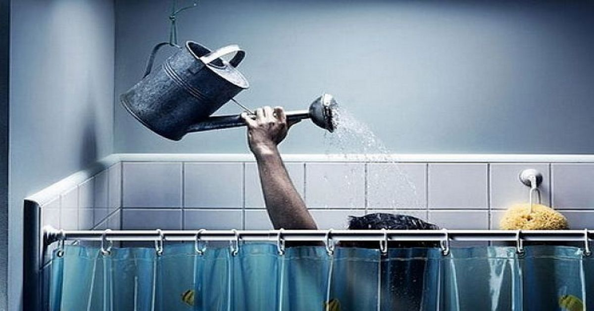 Как душ меняет нашу жизнь