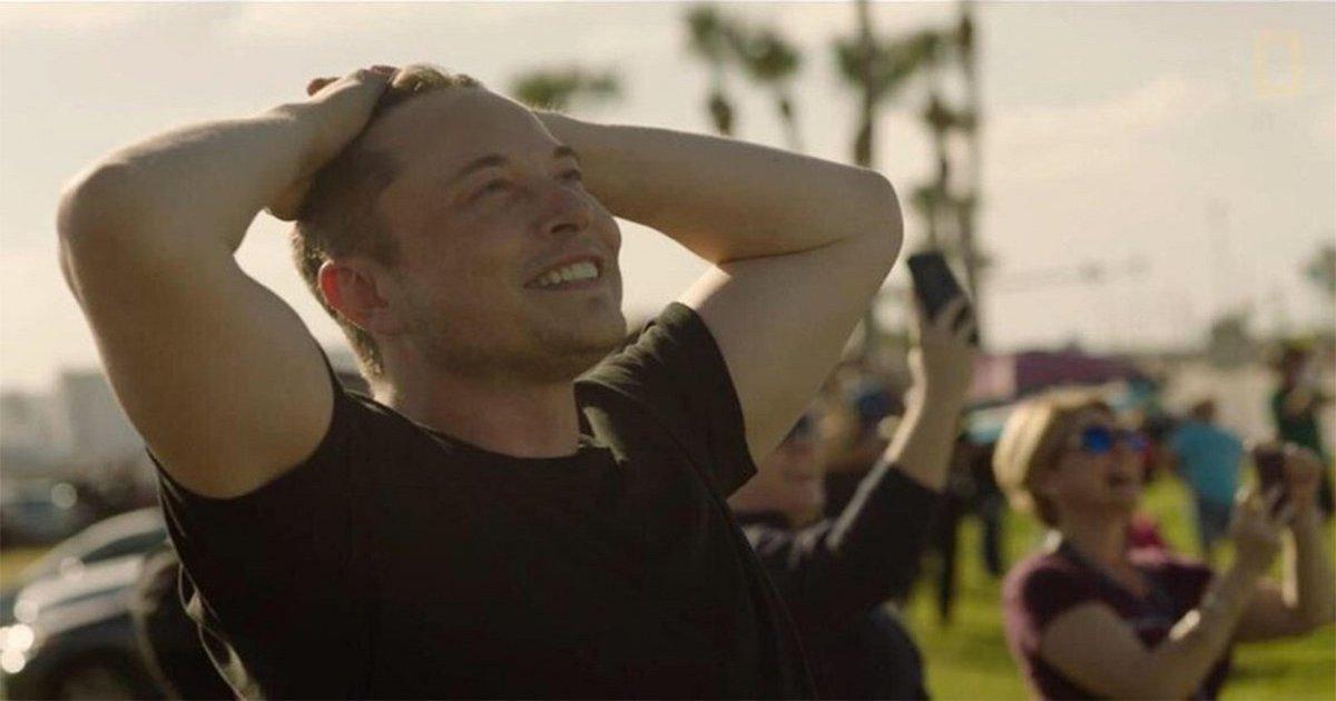 Илон Маск: «Мечтать надо уметь. Многие вещи о счастье нам навязаны»