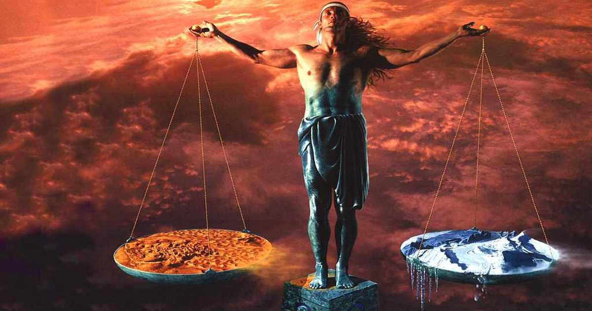 «Адвокат Дьявола» — знак зодиака Весы