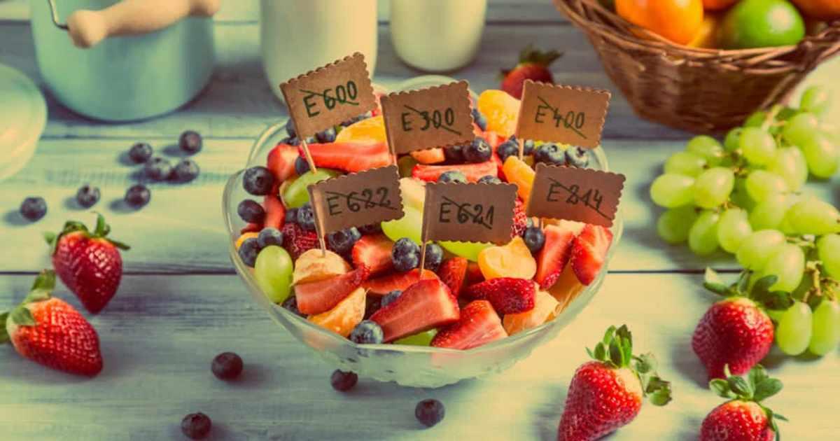 Еда, от которой отказываются даже бактерии