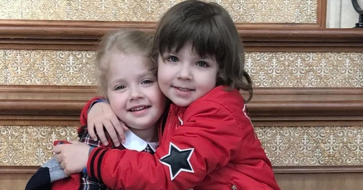 Гарри и Лизе Галкиным исполнилось пять лет. Именинники получили необычные подарки