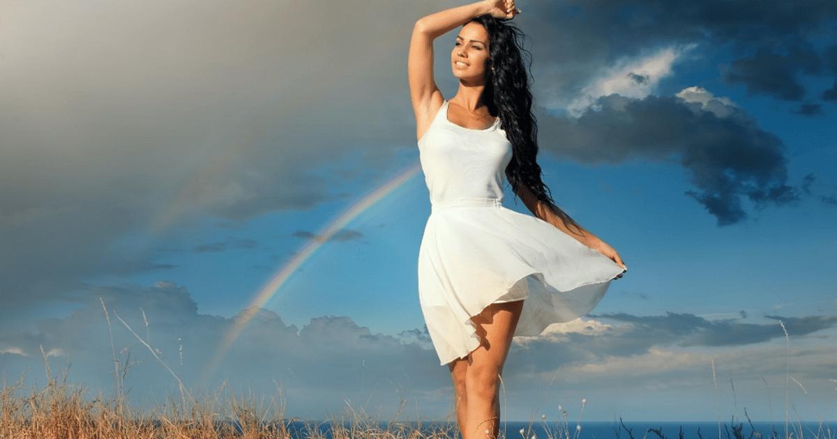 Чтобы стать женщиной — солнцем, необходимо пройти несколько этапов