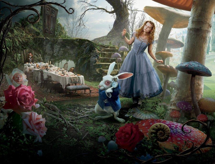 Крутые цитаты из «Алисы в стране чудес», смысл которых становится ясен с возрастом
