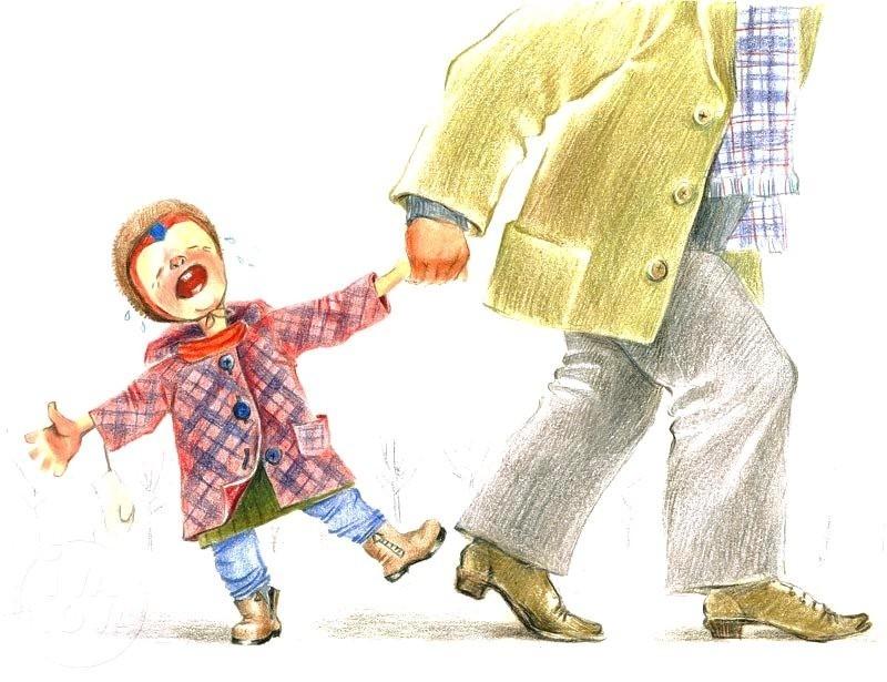 Разбираемся: почему ребенок не хочет ходить в детский сад